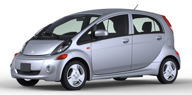 MISC Mitsubishi i-MiEV